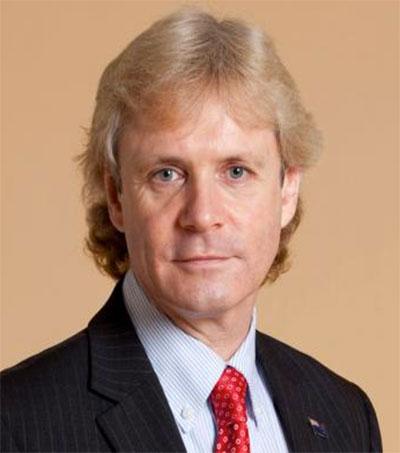 Fiji Appointment for Prof Nigel Healey