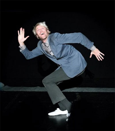 Mime's New Star Is Trygve Wakenshaw