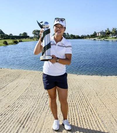 Lydia Ko Wins New Zealand Open