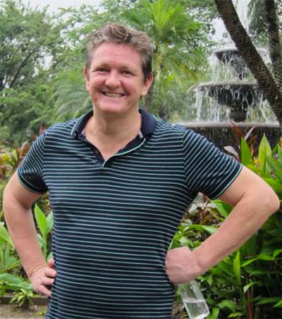 Singapore Events Exec Matt Bennett Takes Time Off