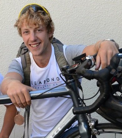 Kiwi Cycles Across India