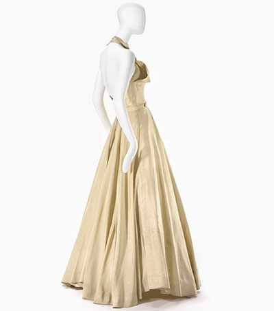 Hall Ludlow Gown Exhibited in Melbourne