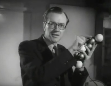 Maurice Wilkins on X-Rays