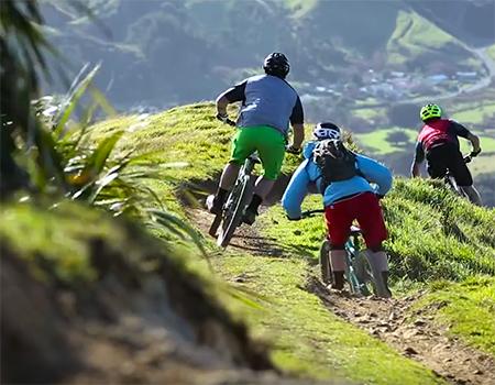 Mountain Biking Wellington – Makara Peak