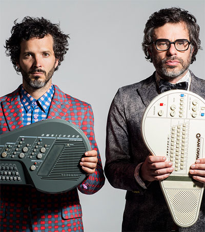 Flight of the Conchords Announce US Tour