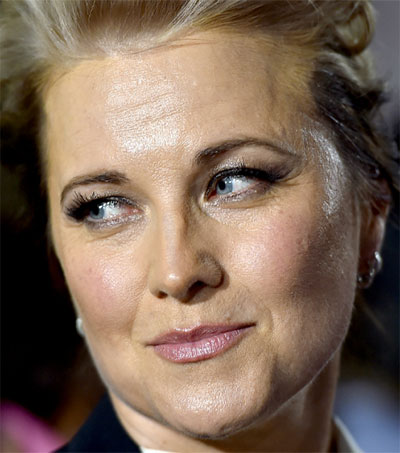 Lucy Lawless Separating Real Life from Xena