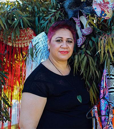 Tina Waru Putting Indigenous Design on Fashion Map