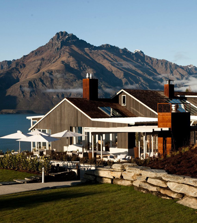 Luxury Lodge Hopping in New Zealand