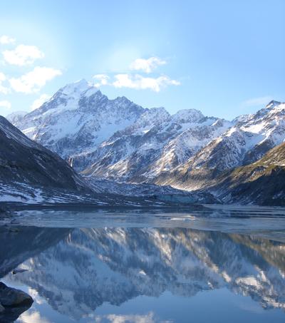 New Zealand's Everest – Mount Cook