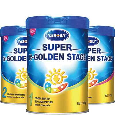 Yashili Unveils New Zealand-Made Infant Formula