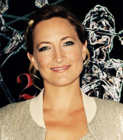 Zoë Bell Honoured at Artemis Women In Action Film Festival