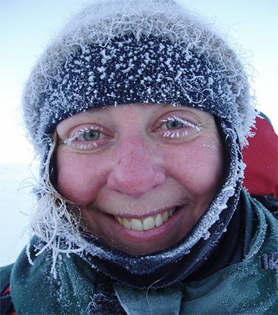 Antarctic Meteorologist Receives Polar Award