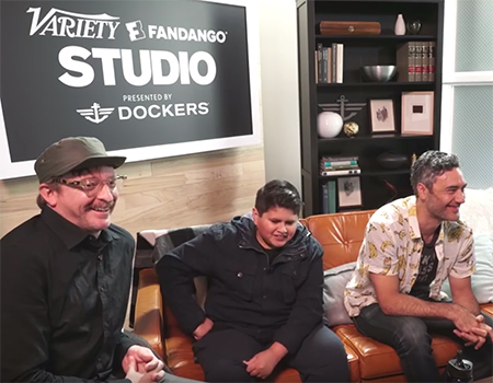 'Hunt for the Wilderpeople' Sundance Cast Interview