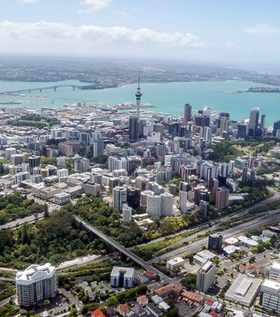 Auckland – The Greatest City on Water