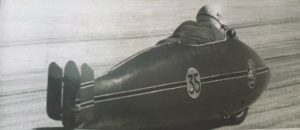 Burt Munro's 1962 record attempts – Permission Munro Family Collection