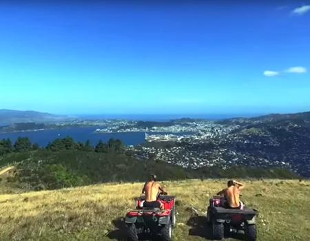 Logan Dodds: KiwiDaze 2016 #MyKiwiOE