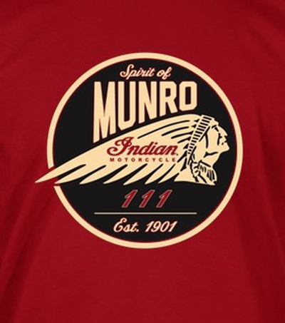 Limited Fashion Collection Honouring Burt Munro