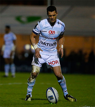 Dan Carter Helps French Club into Cup Final