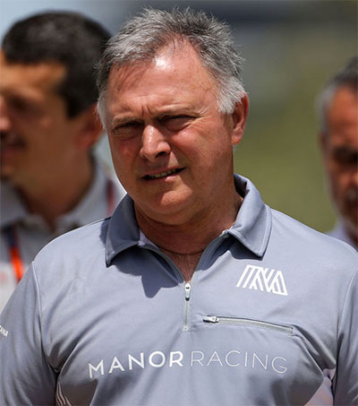 Monaco Full of McLaren Memories for Dave Ryan