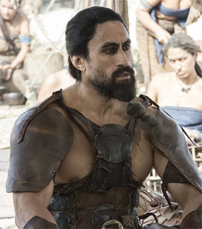 Game of Thrones Star Joseph Naufahu Never Loses