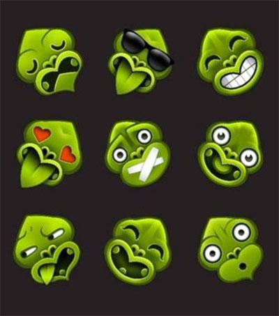Maori Emotiki Join Emoji Crowd