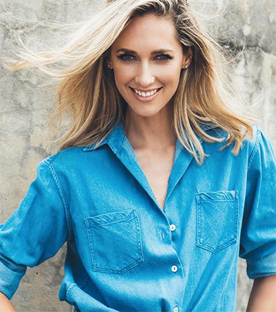 Guest Fashion Editor Role for Model Nikki Phillips
