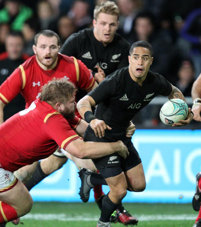 NZ Thrash Wales to Seal Series Whitewash