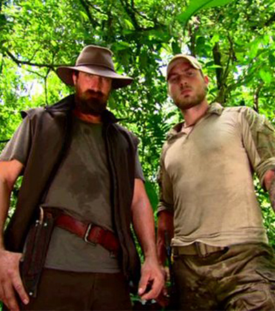 Josh James to Star in Dual Survival Season 8