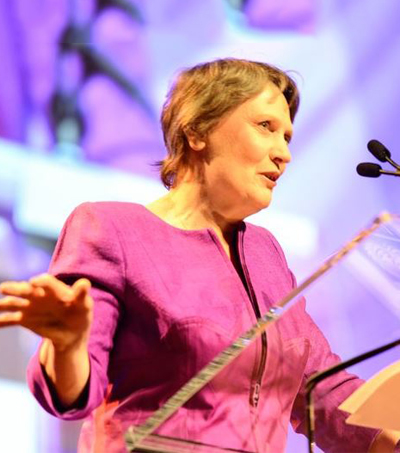 Helen Clark Named One of World's Most Powerful Women