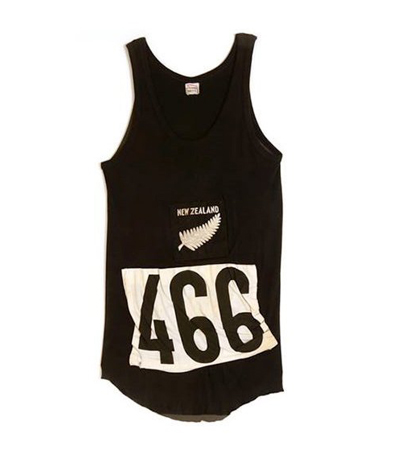 Athletics Legend Snell's Singlet Sells for $100,000
