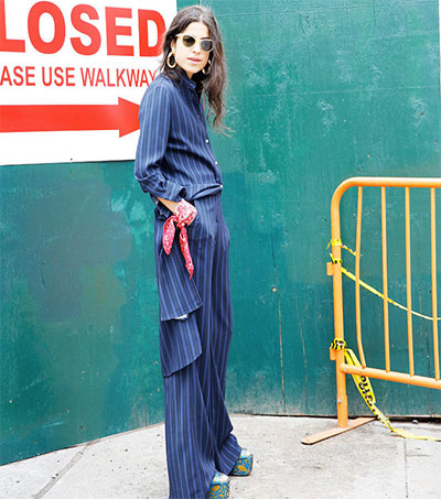 NY It Girl Collaborates with NZ's Laura Myers