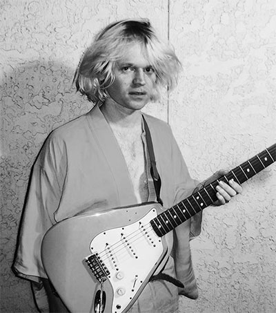 Connan Mockasin Joins Big Lineup at Meltdown