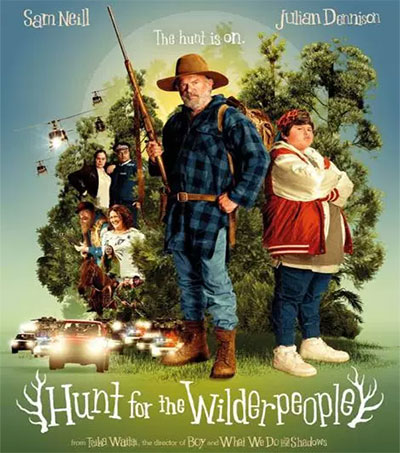 Taika Waititi Relates Wilderpeople Scene