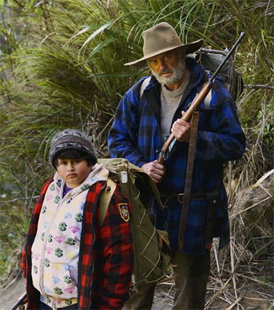 Wilderpeople Lavished with Praise in US