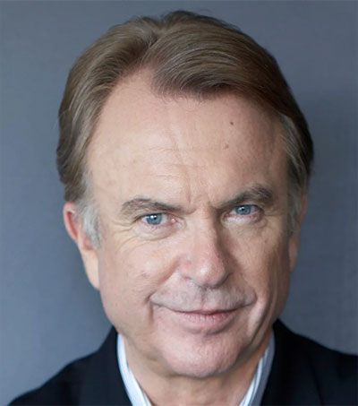 Sam Neill Cuts to the Chase