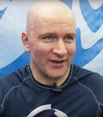 John Danaher On His Leg Lock System