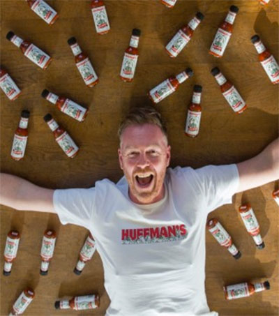 Huffman's Wins at World Hot Sauce Awards