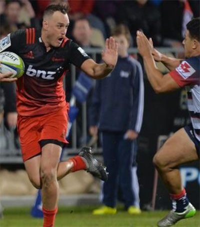 NZ Super Rugby Teams Trouncing Australian