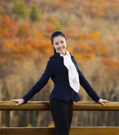 Dancer Kexin Li Reviving an Ancient Art Form