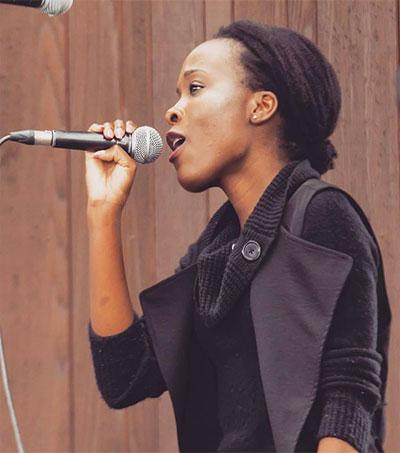 Singer Mukuka Musowa Keeping Her Roots Close