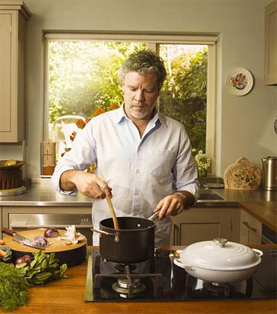 Spotlight on Chef Peter Gordon and NZ Wines