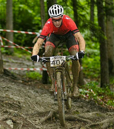 Sam Gaze Wins Mountain Bike World Title