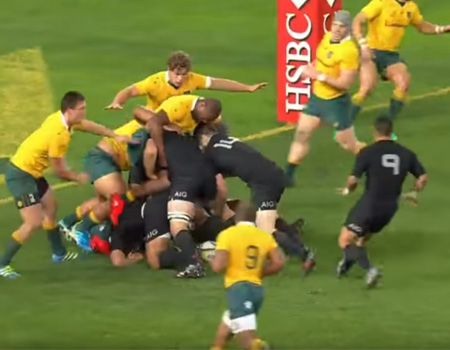 All Blacks vs. Australia Highlights
