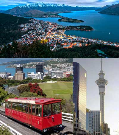 Three NZ Cities Included in World's Friendliest Cities Ranking