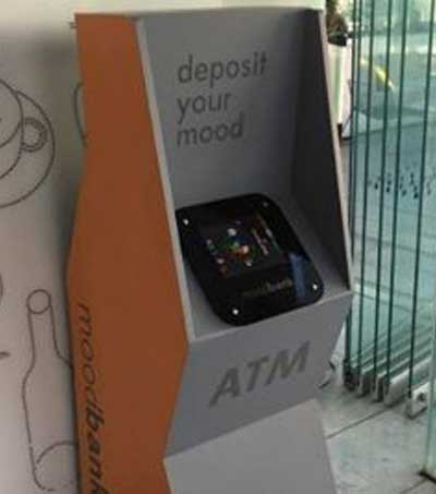 New Zealand's 'ATM for Mood Deposits'