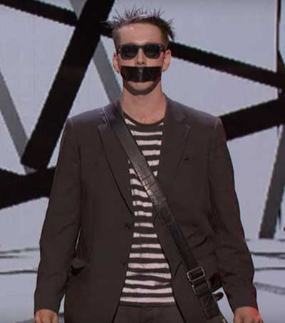 Tape Face Finally Speaks Out