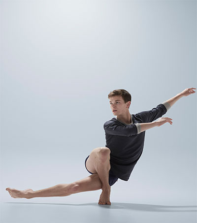 Julliard's Joshua Guillemot-Rodgerson to Graduate