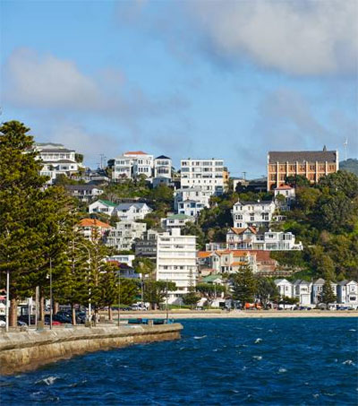 Escape to Wellington Where Life's a Breeze
