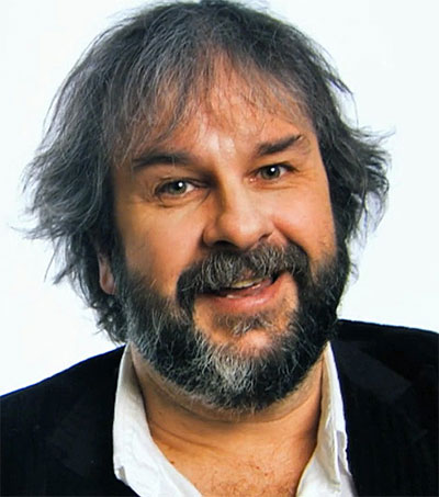 World-Class Creative Peter Jackson Says Dream