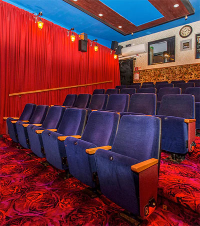 Lyall Bay's Unique Time Cinema For Sale